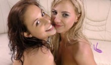 Vipissy - Antonia Sainz and Oprah Taste Of Panties